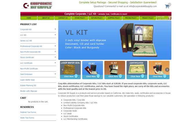 Corporate Kit Supply